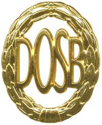 Deutsches Sportabzeichen Gold